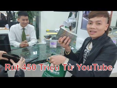 Khá Bảnh đi Rút 450 Triệu Tiền Youtube Trong 1 Tháng, Cho Em Trai Và đệ Tử Gần Hết