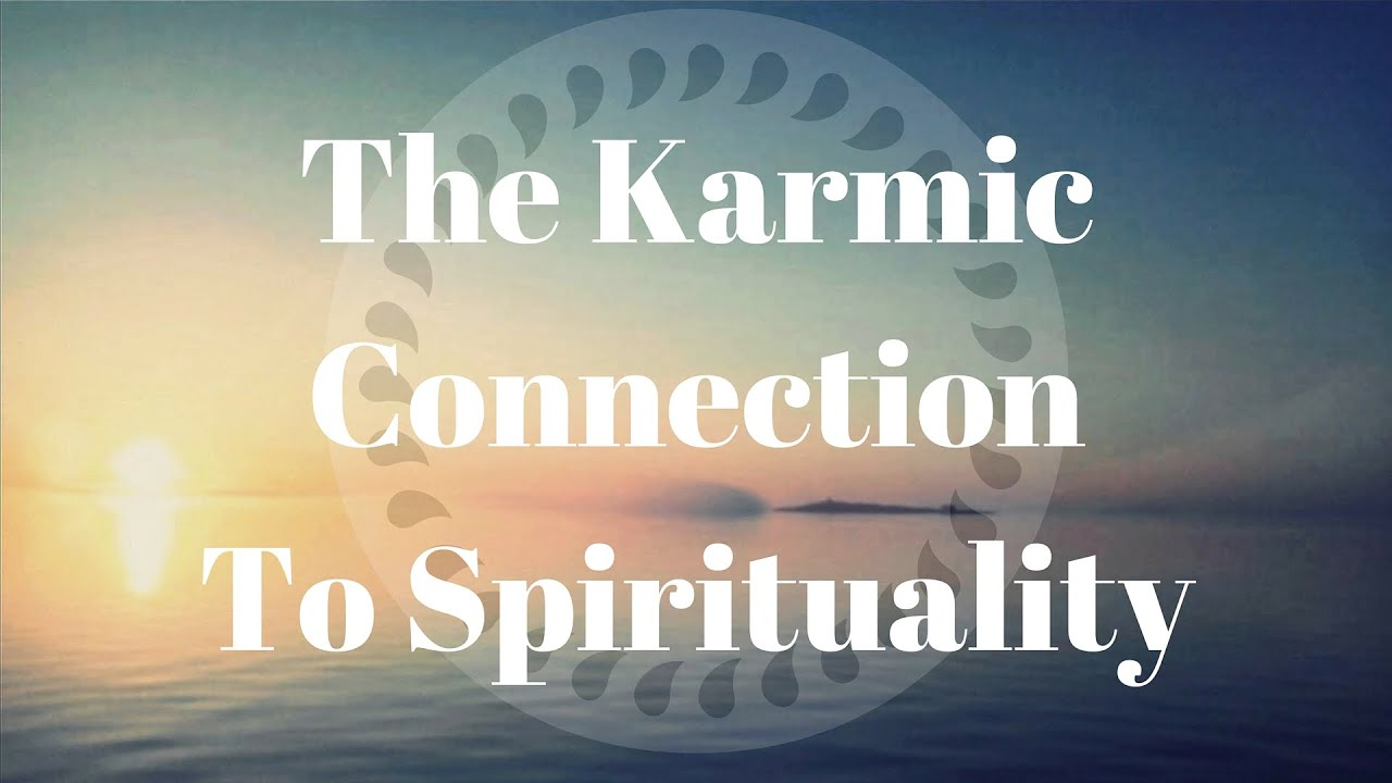 How do you know if you're in a karmic relationship?