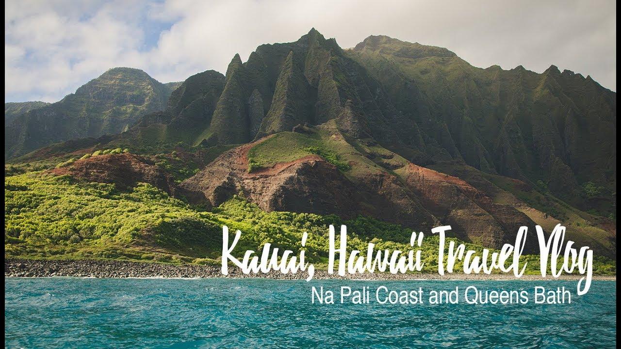 Kauai Na Pali Coast Boat Tour And Queens Bath