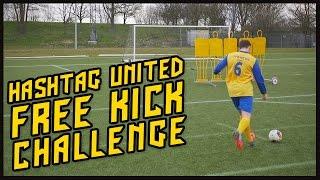 HASHTAG_UNITED_FREE_KICK_CHALLENGE!