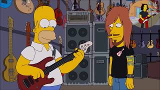 Simpsons Version 2 - Seven Nation Army The White Stripes