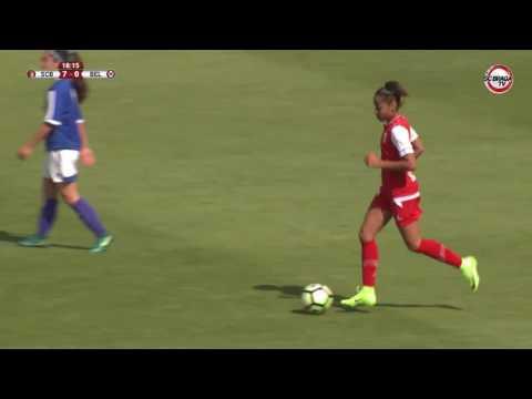 Jessica Silva - SC Braga vs CF Belenenses - Highlights