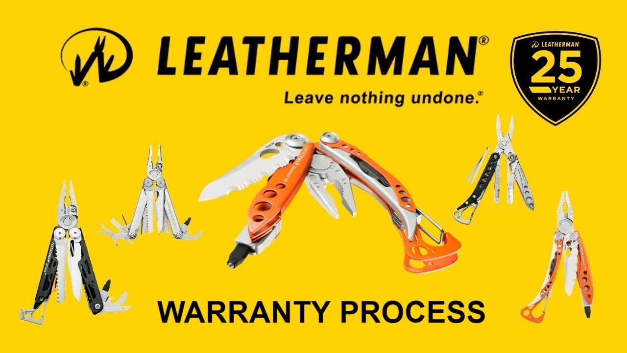Tg Leatherman Warranty Process Youtube