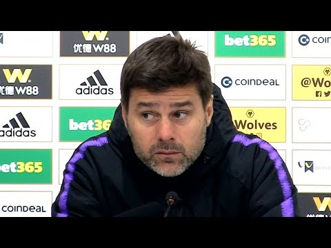 Wolves 2-3 Tottenham - Mauricio Pochettino Full Post Match Press Conference - Premier League