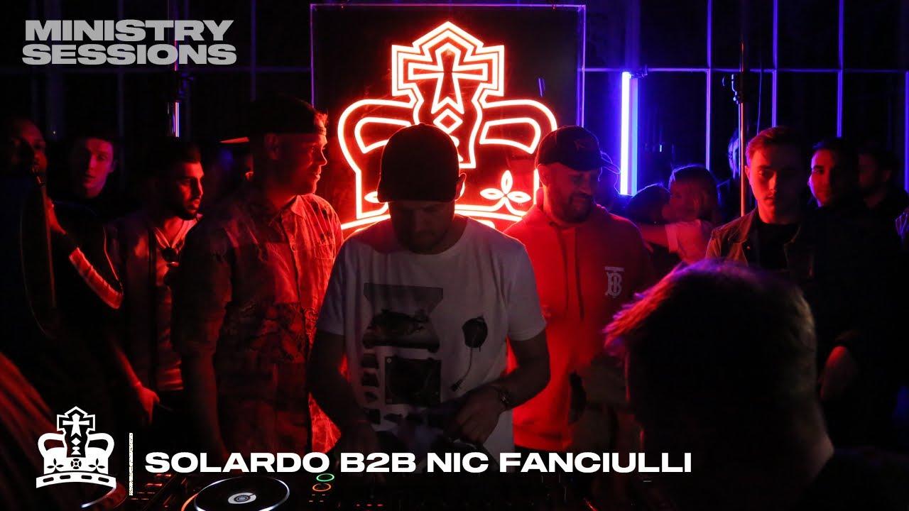 Download Solardo B2B Nic Fanciulli | Ministry Sessions | London DJ Set
