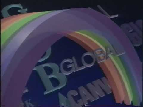 Global Television Network ID (With Announce) -1993