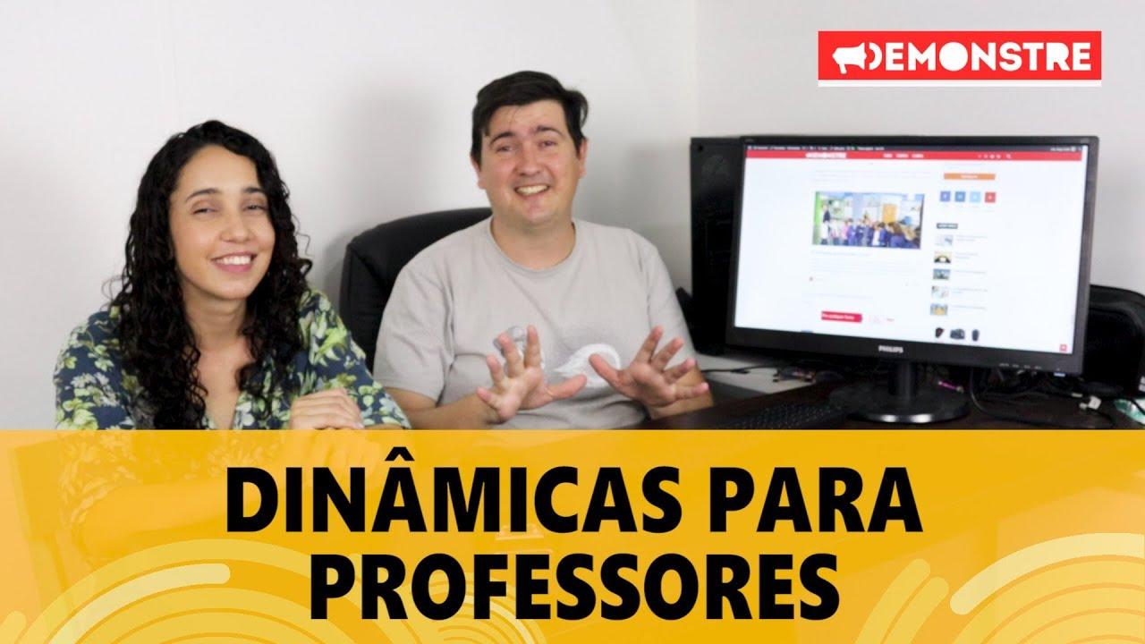 Dinâmicas De Professores