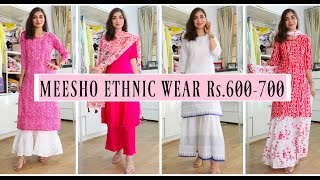 AFFORDABLE ETHNIC WEAR HAUL Rs…