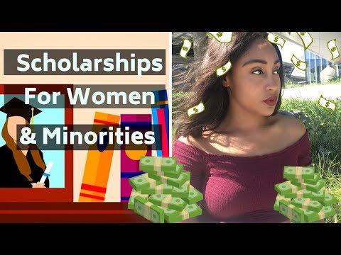 Scholarships For Women And Minorities - How To Find Scholarships For Women