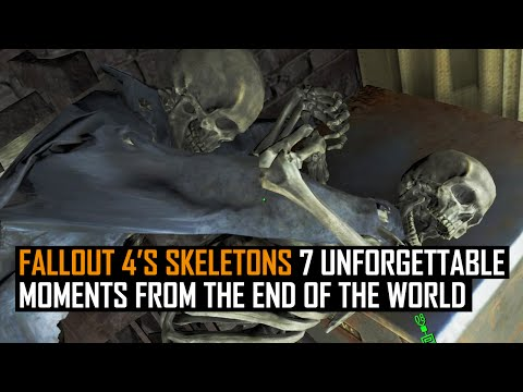 Fallout 4's Skeletons - 7 unforgettable moments from the end of the world