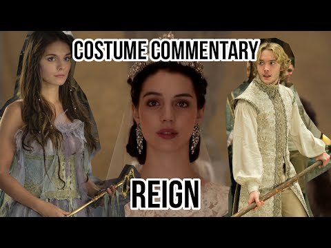 Costume Commentary: Ep. 4 Reign