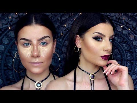 Makeup Tutorial TRUCCO Ispirato ad INSTAGRAM