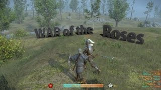 WAR of the ROSES: Kingmaker (First Look and Gameplay)