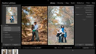 Lightroom Tutorial - Using the Radial Filter Tool