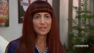 Futurist Shara Evans | 9 News: Mastercard Selfie Pay