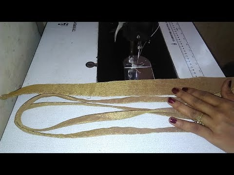 How To Make Cloth Lace With Help All Pin