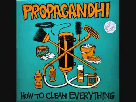 Propagandhi  How To Clean Everything LP