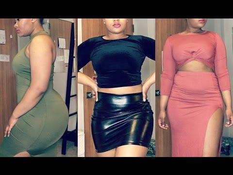 fd0a2f3ae744 Is She For Keep?? | Fashion Nova Try On Haul| Porchia Nicole by ...