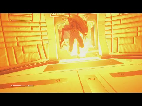 Alien Isolation (17) - Fire Safety