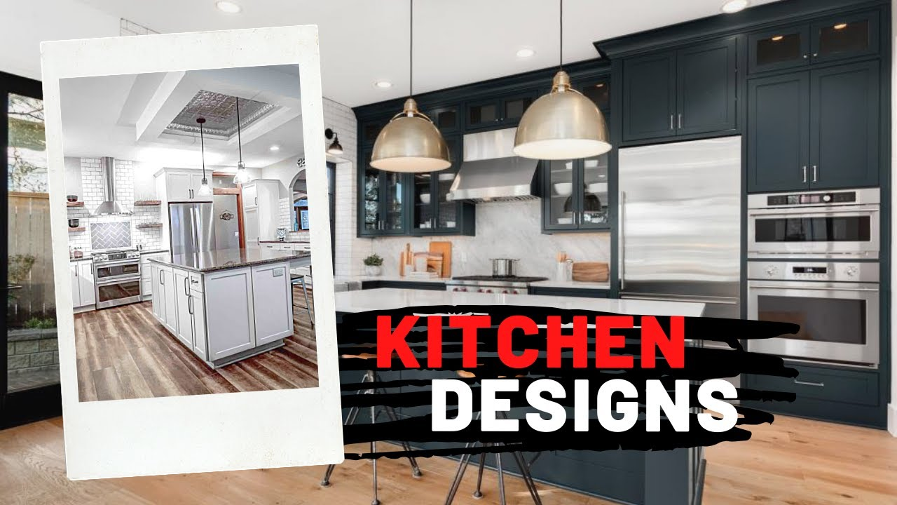 KITCHEN DESIGN IDEAS 10 - Android & iOS App - YouTube