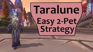 Taralune 2 Pet Guide for An Awfully Big Adventure or Powerleveling
