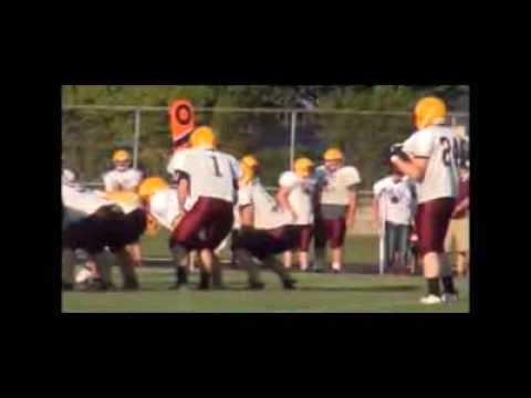 berne union high school football