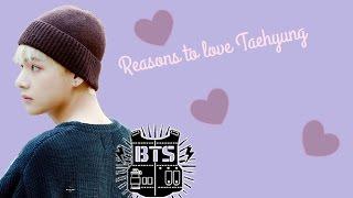Video Reasons to love BTS V Kim Taehyung download MP3, 3GP, MP4, WEBM, AVI, FLV Oktober 2018