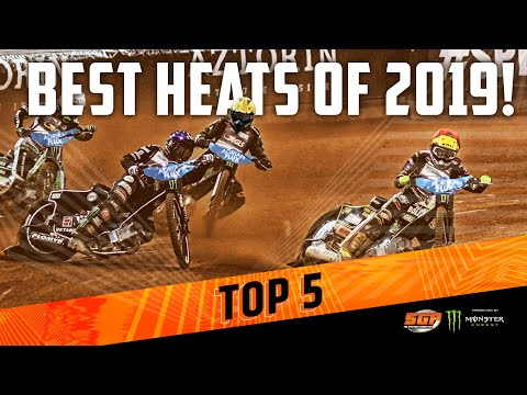 BEST SPEEDWAY GP HEATS OF 2019!