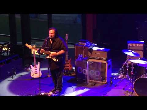 Coco Montoya performing at Steel Stacks in Bethlehem PA-Apr 29, 2017