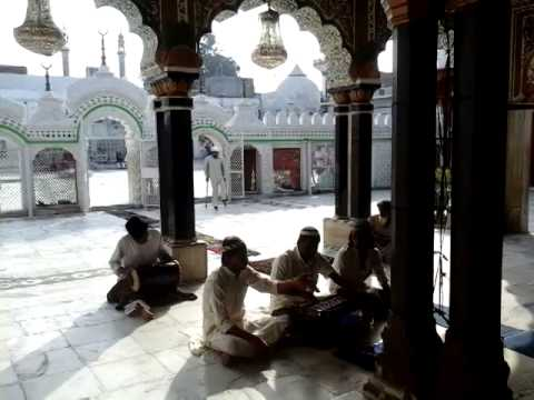 Qawwali at Dargah of Bu Ali Shah Qalandari (Panipat)
