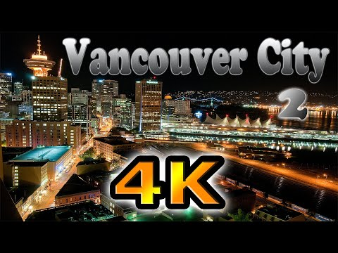 Vancouver City As Large As Life