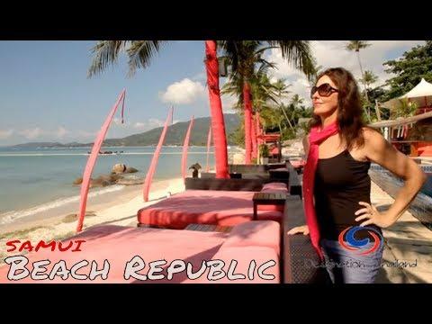Luxury Escapes - Beach Republic Koh Samui