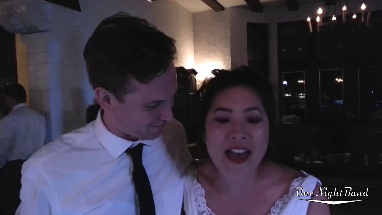 Wedding Testimonial Video - One Night Band