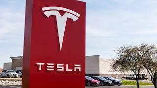 Tesla stock market value climbs above VW's €90bn