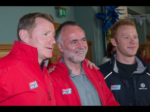 Local Heroes Awarded Race Places on Derry~Londonderry~Doire