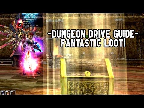 Dekaron Dungeon Drive