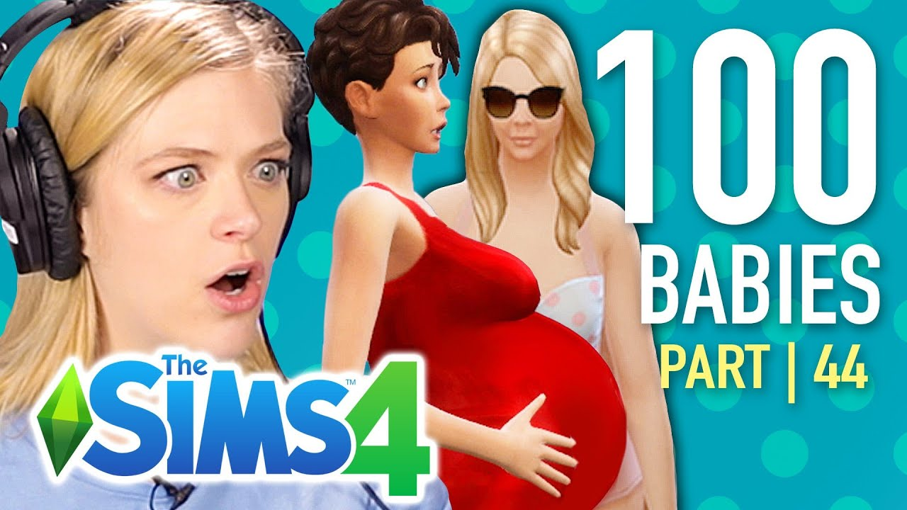 Single Girl Meets Her Dead Mother In The Sims 4 | Part 44 thumbnail