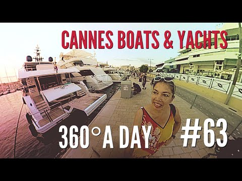 CANNES BOATS & YACHTS 2018 | 360° A DAY #63