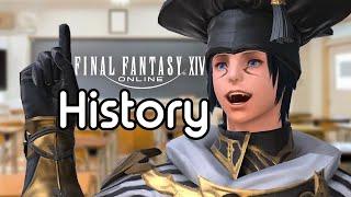 FFXIV History Lessons