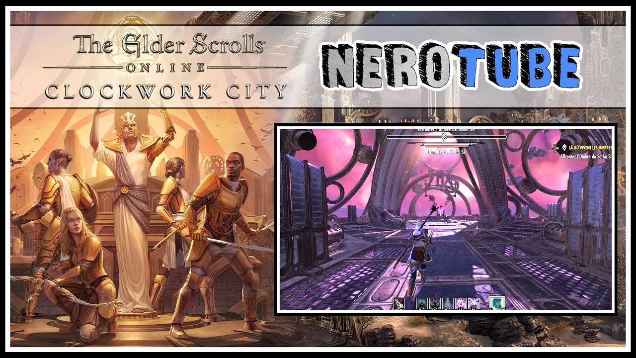 [The Elder Scrolls Online] - Ep 718 - Là où vivent les ombres (Clockwork City) [FR] [PS4]