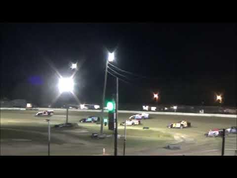 "E Mods - Heat #1 - ""Fall Fling"" at North Florida Speedway - 9-29-2017"