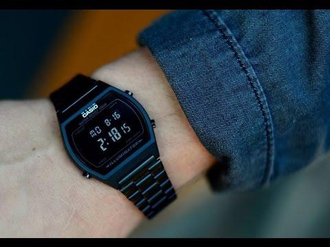 Часы Casio копия и оригинал Обзор часов Aliexpress - YouTube