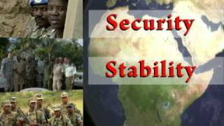 United States Army Africa (SETAF) - 2009 Command Video and Mission Overview - AFRICOM