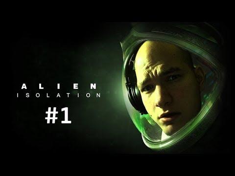 Na akkor kezdjük el kitolni! :D   Alien: Isolation #1