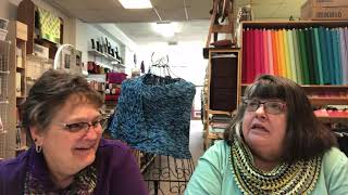 Magpies Cottage - knitting podcast 33