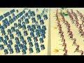 MUSKETEERS RAMPAGE - Epic Battle Simulator 2