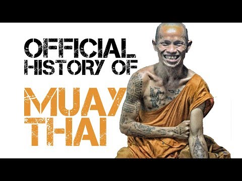 Real History Of Muay Thai Fight Vision | Ancient Thai Boxing | Martial Arts Thailand