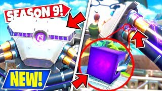 NEW! ROBOT FACTORY EVENT IN FORTNITE LIVE! + NEW! ROBOT IS GETTING POWERED BY CUBE! (LIVE!)