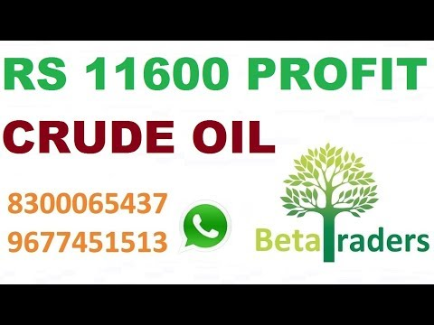 CRUDEOIL TRADING RS 11600 PROFIT IN TAMIL  LIVE TRADING  BETA STRATEGY  5 MIN TIME FRAME