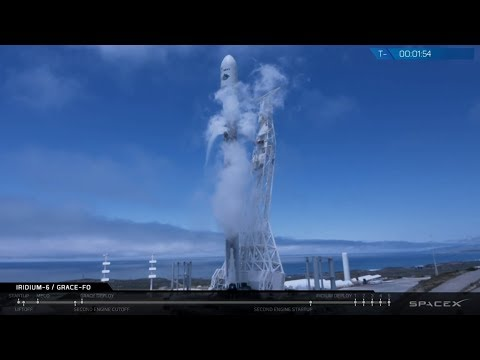 LIVE FEED SPACE X LAUNCH 5-22-18
